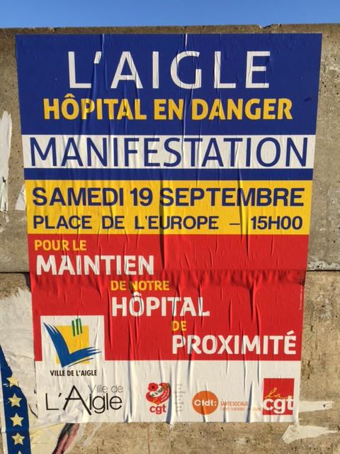 Manifestation-hopital-laigle
