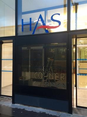 HAS-entrée